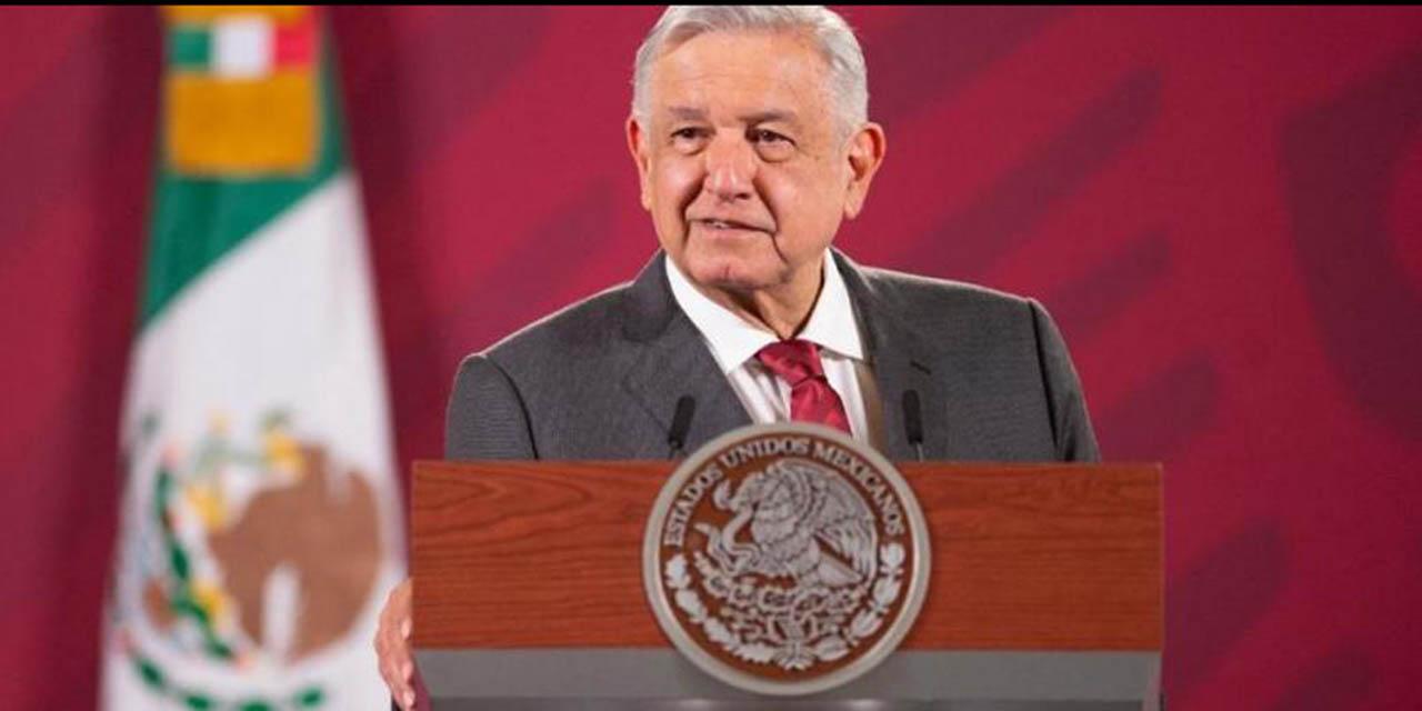 Con Calderón, México estaba en un narcoestado: AMLO   El Imparcial de Oaxaca