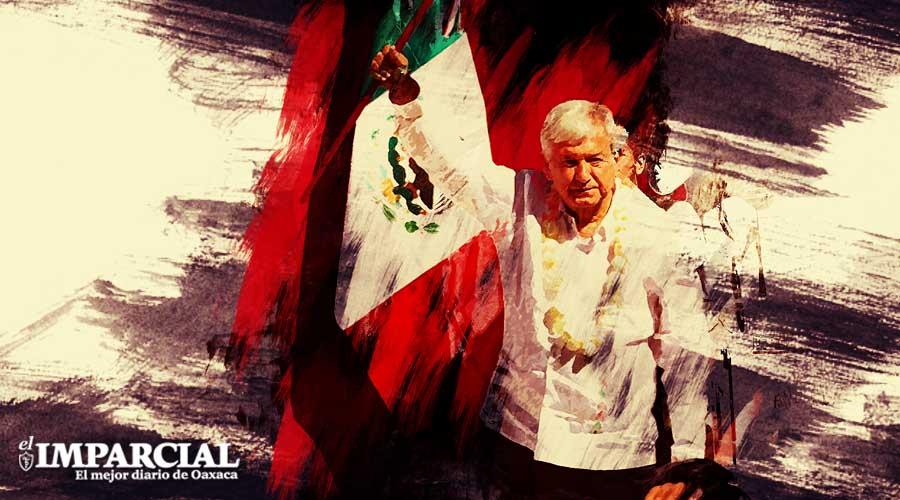Nos robó la Presidencia, pero ya perdoné a Felipe Calderón: López Obrador | El Imparcial de Oaxaca