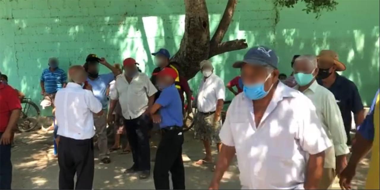 Comuneros de Tehuantepec se rebelan contra Comisario de Bienes Comunales | El Imparcial de Oaxaca