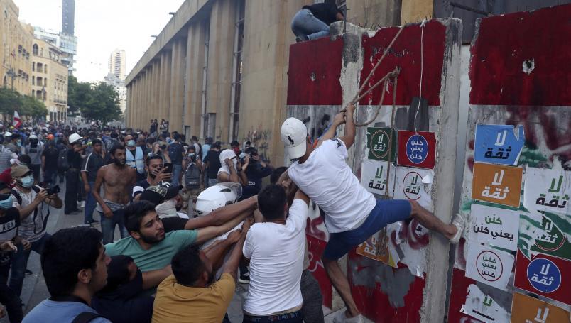 Renuncia todo el gabinete libanés tras explosión en Beirut   El Imparcial de Oaxaca