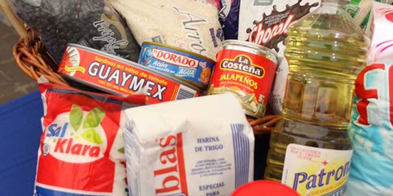Ofertan canasta básica a bajos costos en colonias populares de Oaxaca | El Imparcial de Oaxaca