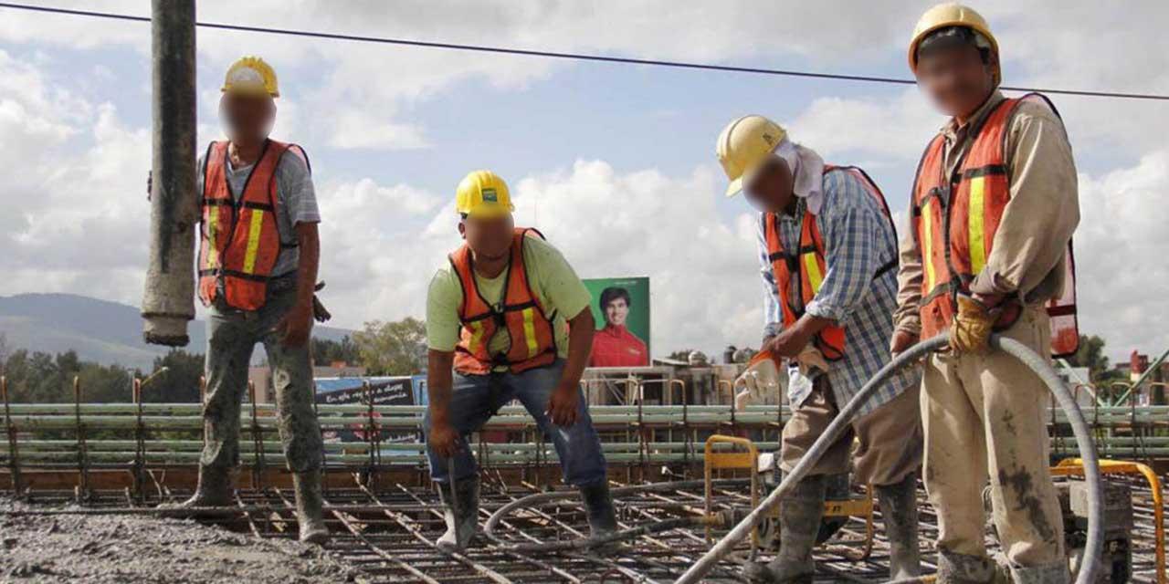 Impulsan recuperación de constructoras: CMIC | El Imparcial de Oaxaca
