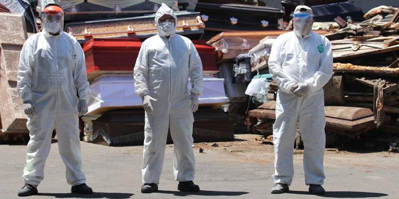 Repuntan contagios y muertes por Covid-19 en Oaxaca | El Imparcial de Oaxaca