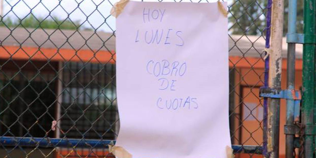 Padres de familia piden no condicionar educación pública con cuotas | El Imparcial de Oaxaca