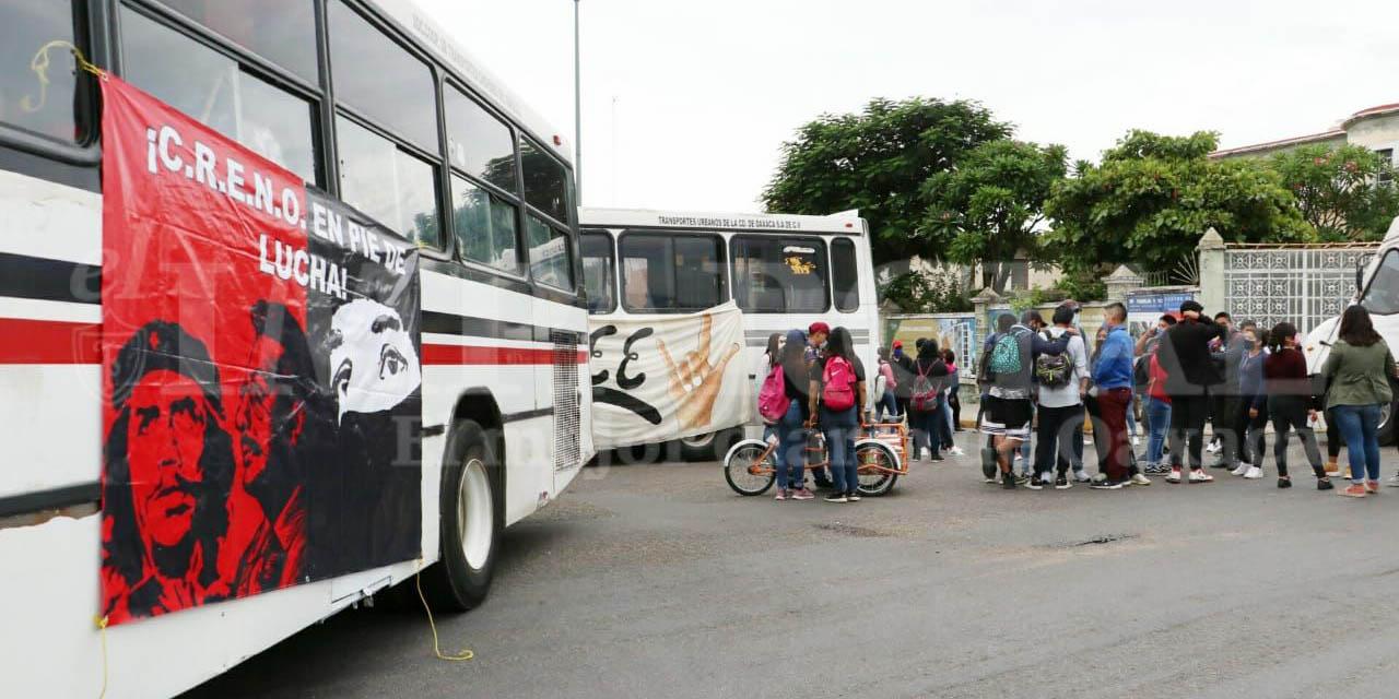 Normalistas piden que exámenes de admisión sean presenciales   El Imparcial de Oaxaca