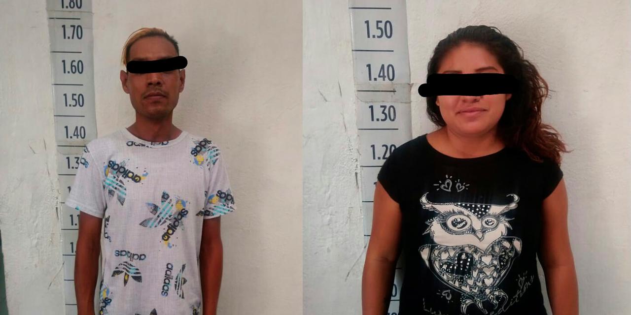 Detienen a pareja por pagar con billetes falsos en Santa Lucía del Camino | El Imparcial de Oaxaca