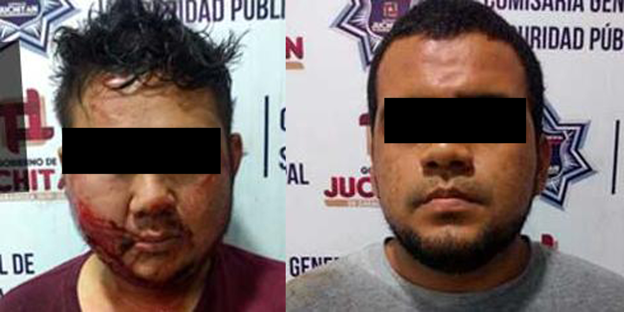 Detienen a presuntos asaltantes de comercios en Juchitán | El Imparcial de Oaxaca