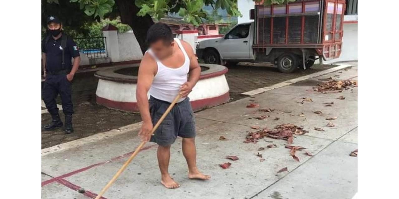 Sentencian a hondureño a trabajo comunitario por fraude en Santos Reyes Nopala   El Imparcial de Oaxaca