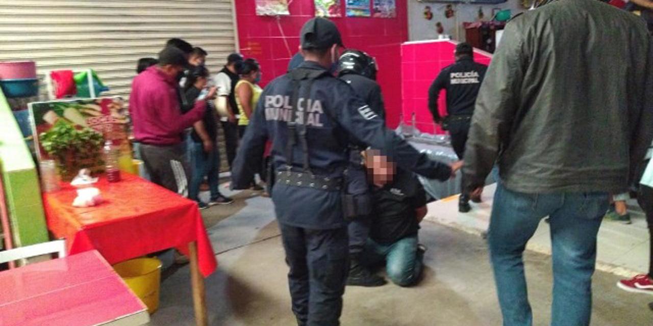 Atacan con arma blanca a hombre en Huajuapan   El Imparcial de Oaxaca