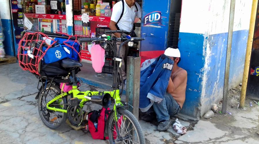 Le dan salvaje golpiza al resistirse al asalto en la Central de Abasto | El Imparcial de Oaxaca