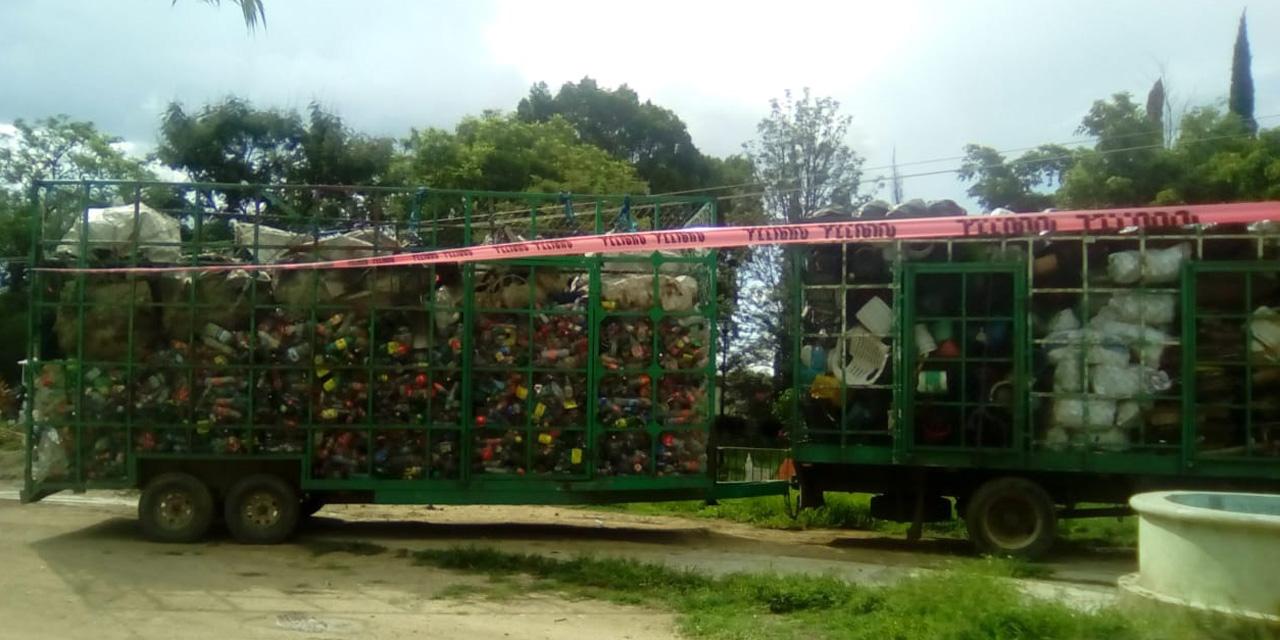 Joven reciclador se electrocuta en Villa de Etla | El Imparcial de Oaxaca