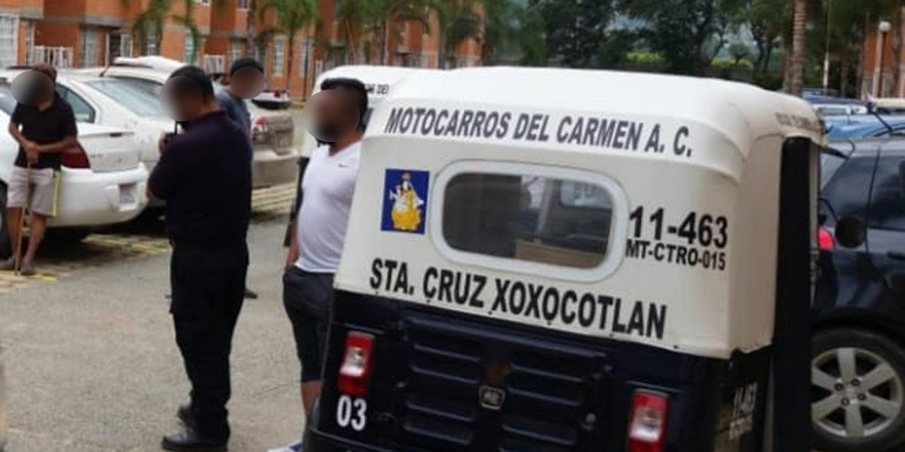 Mototaxista arrolla a menor en Xoxocotlán   El Imparcial de Oaxaca