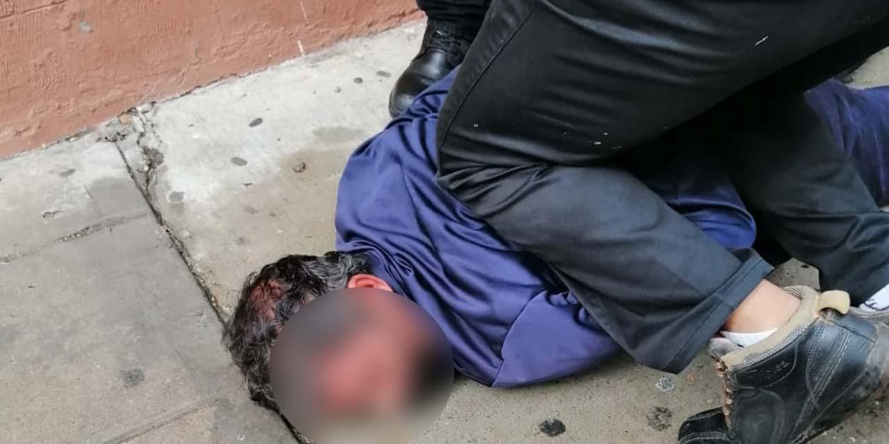 Detienen a presunto ladrón de motocicletas en Oaxaca   El Imparcial de Oaxaca