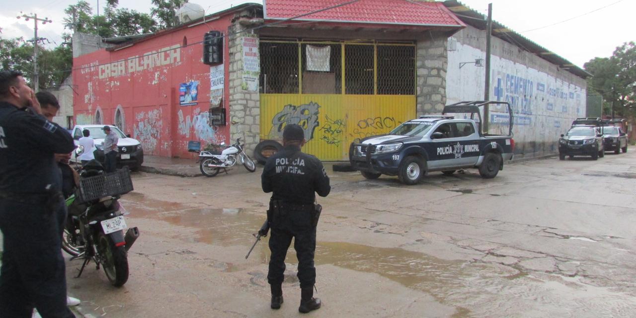 Sangriento asalto a tienda de materiales en San Martín Mexicápam | El Imparcial de Oaxaca