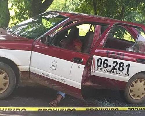 Masacran a tiros a taxista en Jamiltepec | El Imparcial de Oaxaca