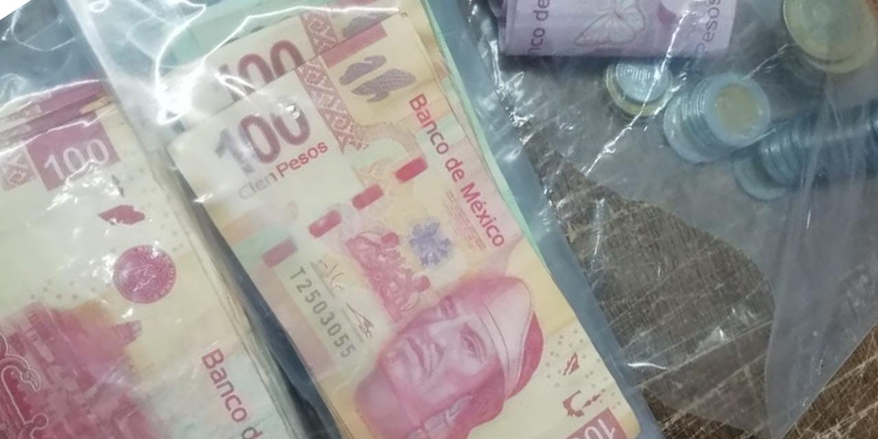 Detienen a un hombre con billetes falsos en la Colonia Reforma | El Imparcial de Oaxaca
