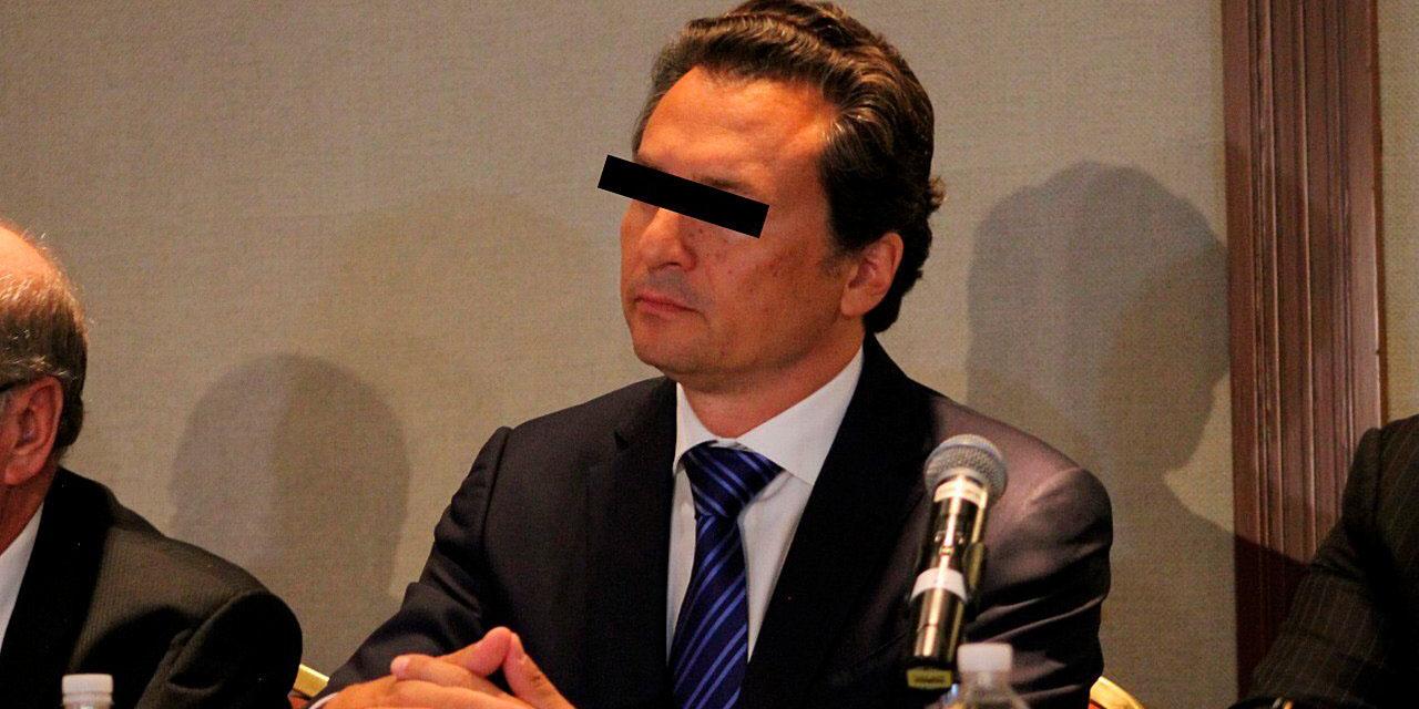 Dan de alta a Emilio Lozoya, ya abandonó el hospital | El Imparcial de Oaxaca
