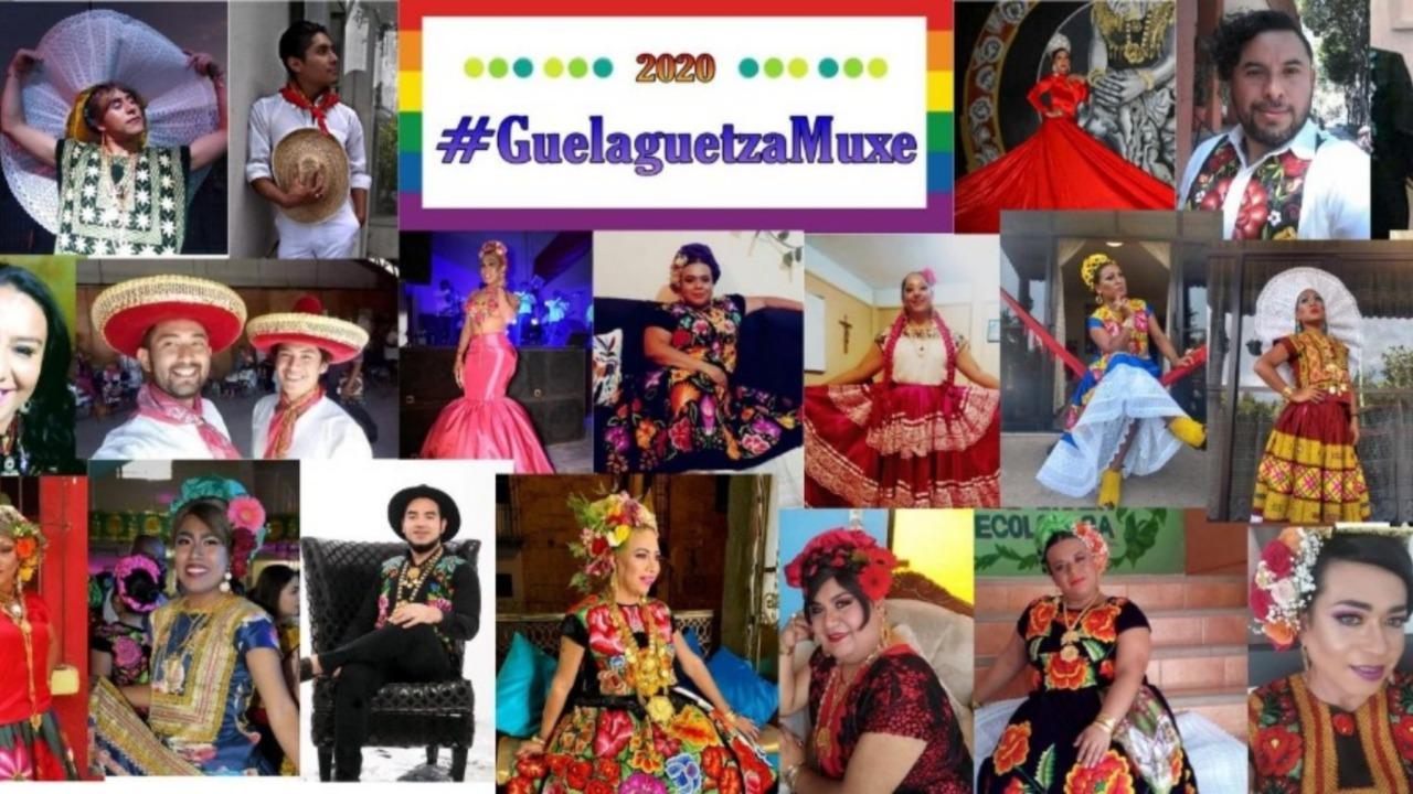 Realizan primera Guelaguetza muxe | El Imparcial de Oaxaca