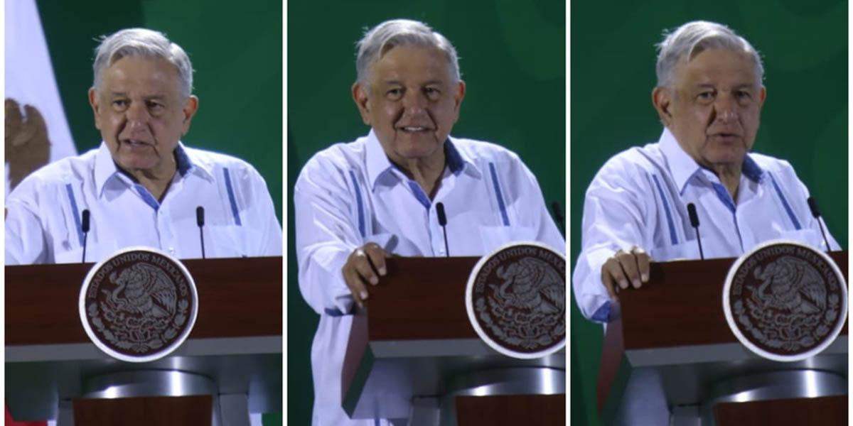 Ya perdoné a Calderón por robarnos la Presidencia: AMLO | El Imparcial de Oaxaca