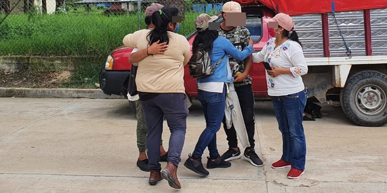 DDHPO pide liberación inmediata de pobladores de San Martín Peras   El Imparcial de Oaxaca