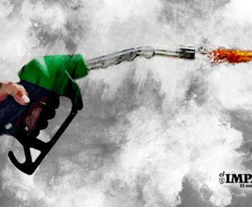 La gasolina impulsa la inflación de 3.62% en julio