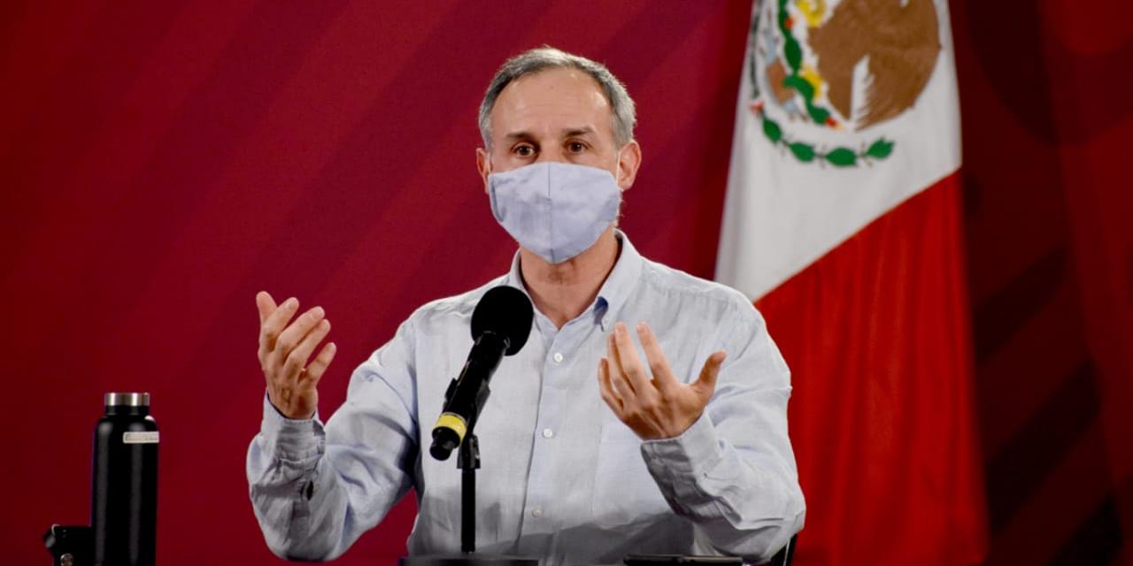 Hugo López-Gatell advierte riesgo de abusos si se obliga al uso del cubrebocas   El Imparcial de Oaxaca