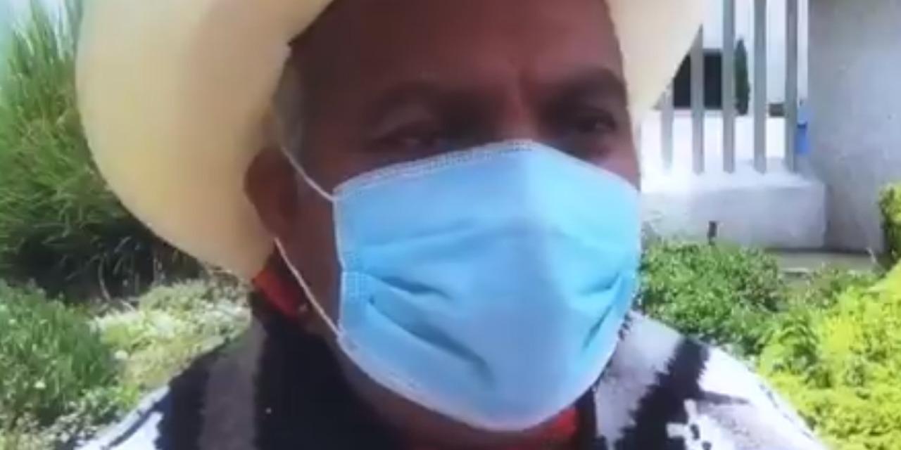 Video: Hospital dio de alta a su esposa sin estar recuperada y le siguen cobrando casi un mdp | El Imparcial de Oaxaca