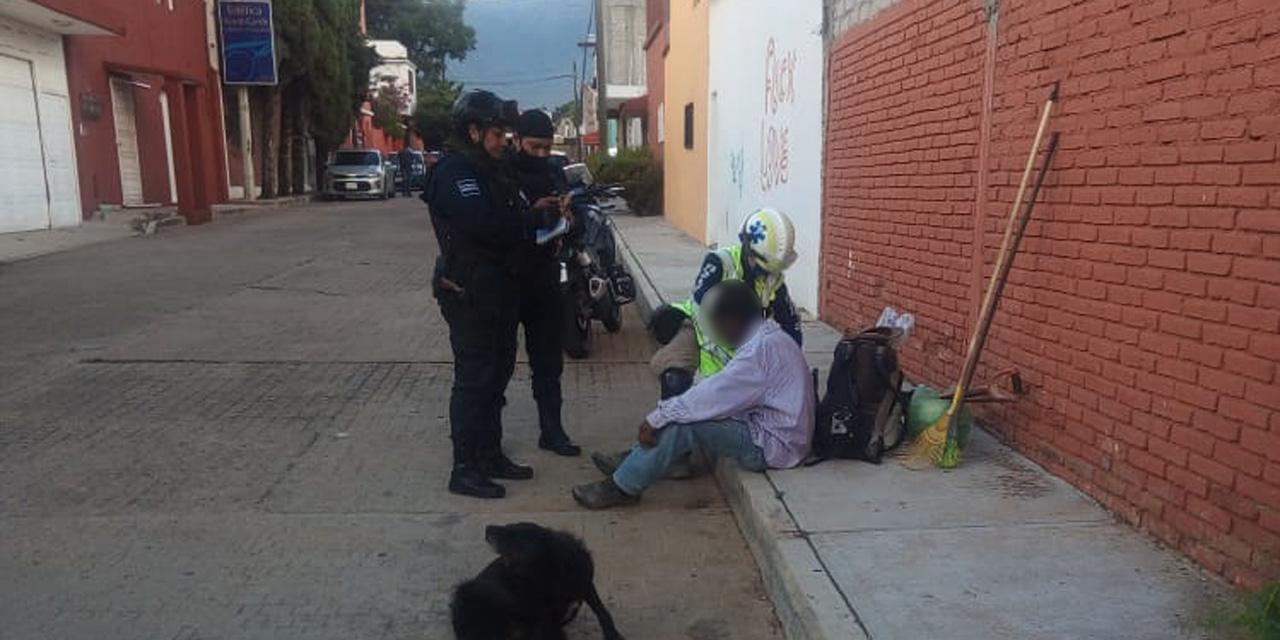 Asaltan y lesionan a jardinero a pedradas en la Colonia Reforma | El Imparcial de Oaxaca