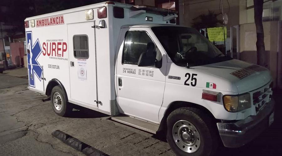Agonizaba debajo de un puente en Jalieza; presuntamente se aventó de él | El Imparcial de Oaxaca