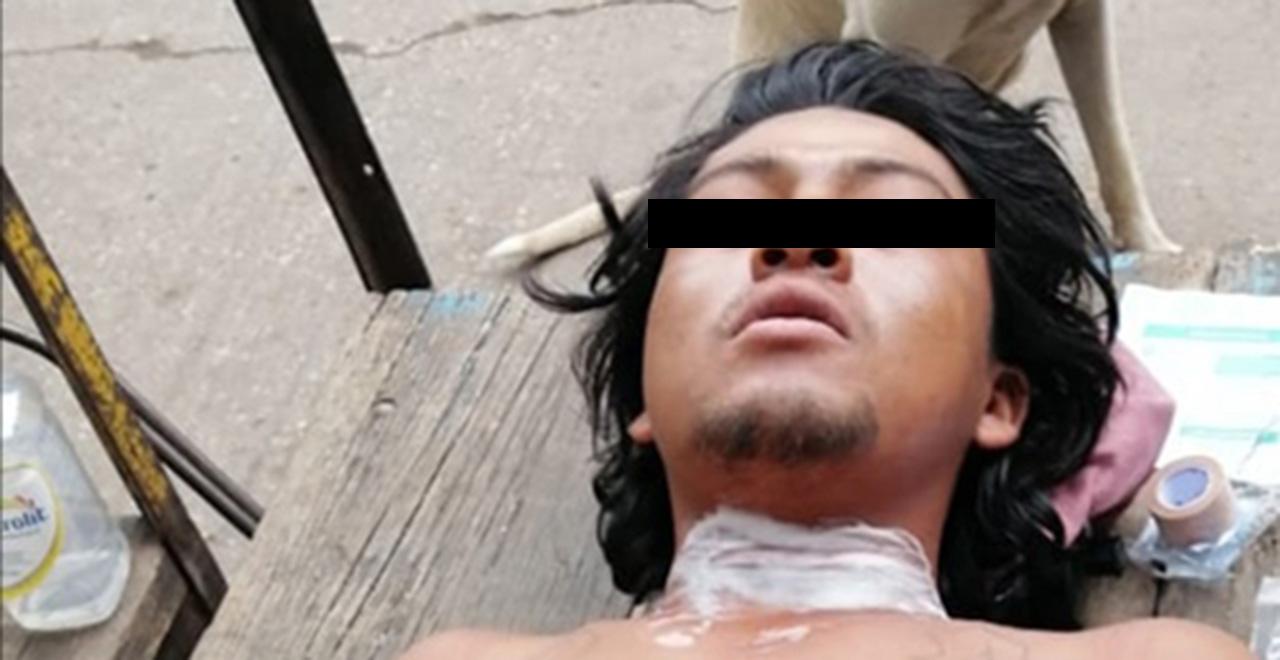 Apuñalan a El Demonio en la Central de Abastos   El Imparcial de Oaxaca