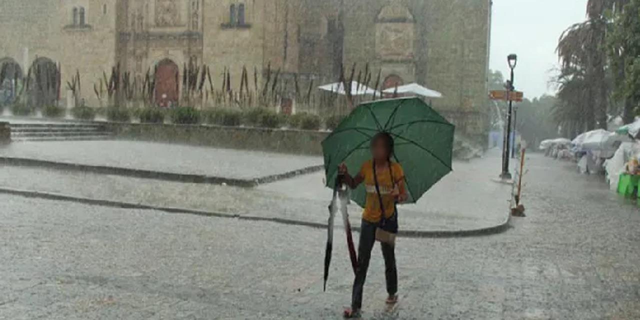 Pronostican lluvias en Oaxaca este fin de semana | El Imparcial de Oaxaca