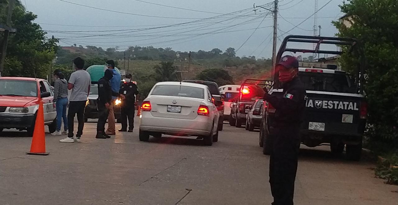Continúa cerco sanitario  en Matías Romero | El Imparcial de Oaxaca