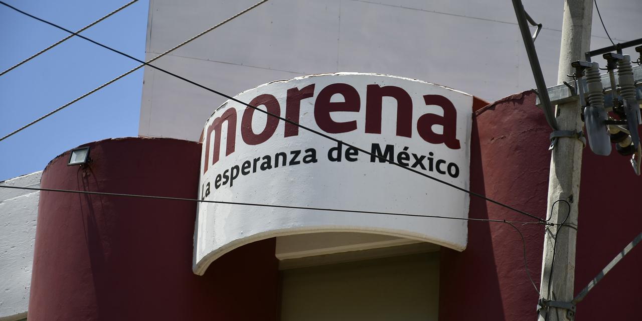 Rechazan elección de dirigencia de Morena por encuesta abierta | El Imparcial de Oaxaca