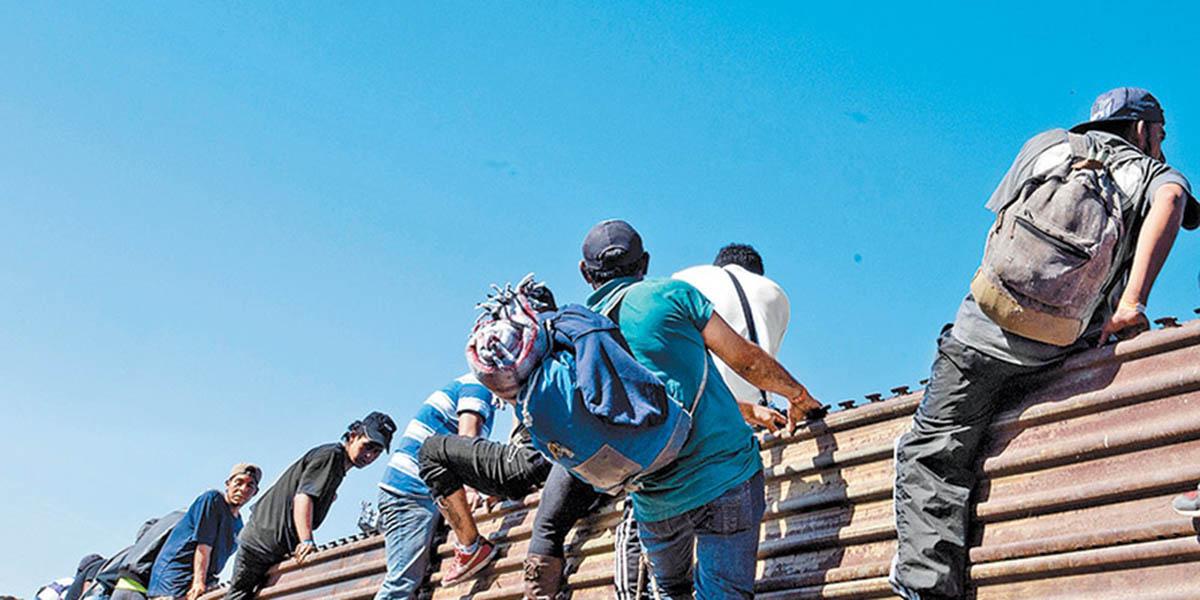 Pandemia frenó 60% migración de México y Centroamérica a EU | El Imparcial de Oaxaca