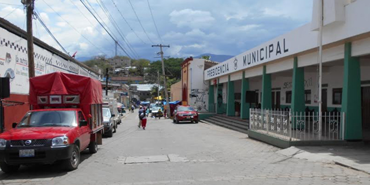 Autoridades de Cuicatlán no permitirán lucro con espacios municipales   El Imparcial de Oaxaca
