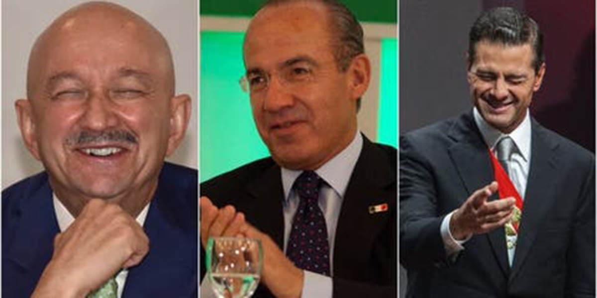 Lozoya implica a Salinas, Calderón y Peña Nieto | El Imparcial de Oaxaca