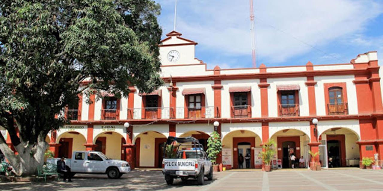 Piden transparentar obras a edil de Santa Lucía del Camino   El Imparcial de Oaxaca