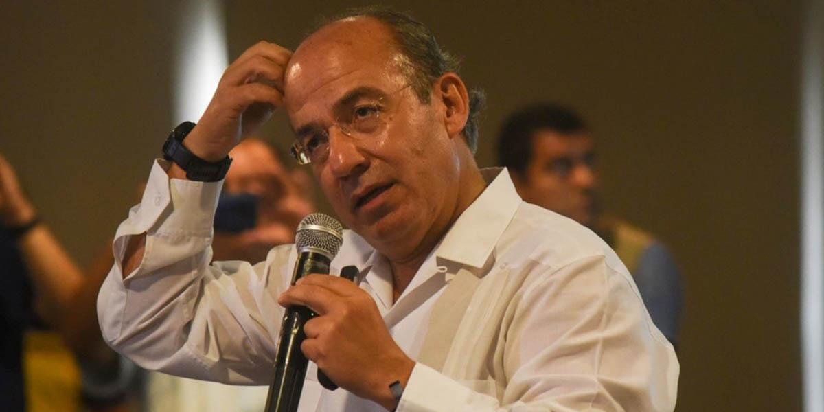 Senadores celebran que UIF investigue a círculo cercano de Felipe Calderón | El Imparcial de Oaxaca