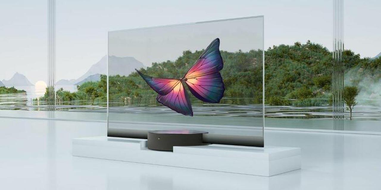 Xiaomi presenta la primera televisión transparente del mercado   El Imparcial de Oaxaca