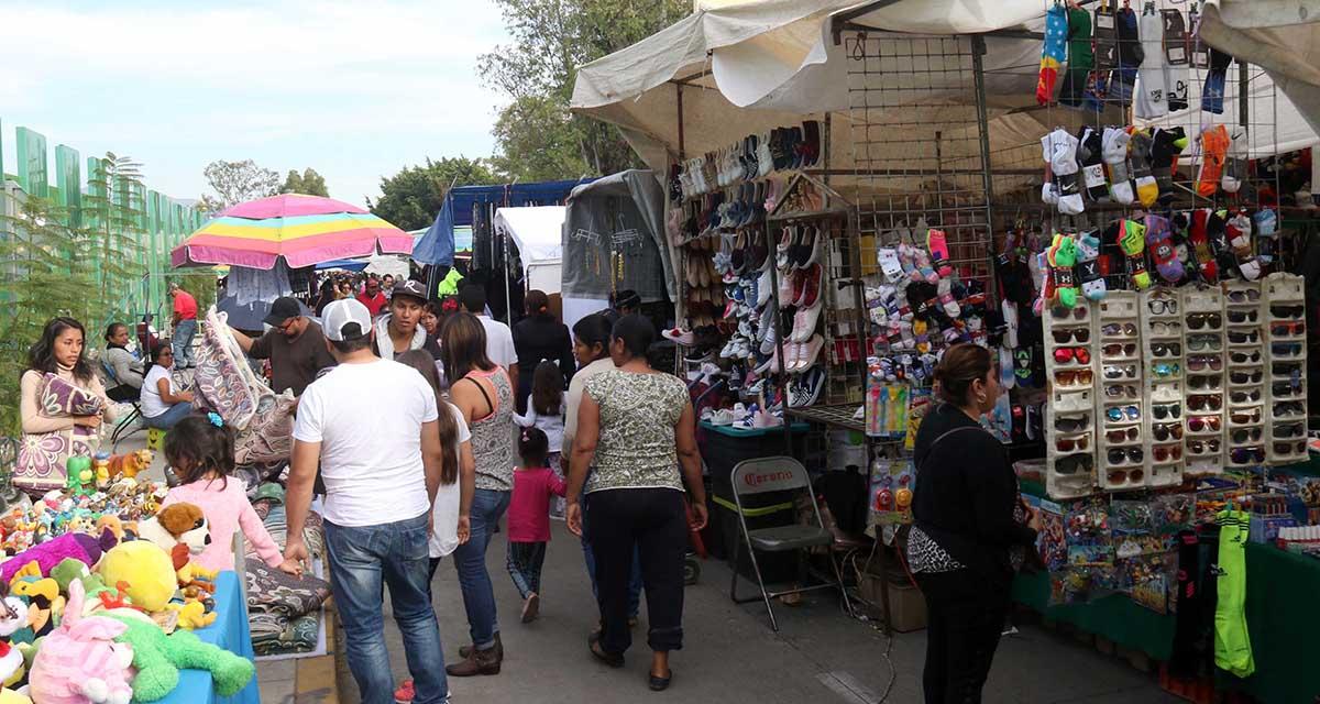 Regresan ambulantes de mercancía no esencial   El Imparcial de Oaxaca