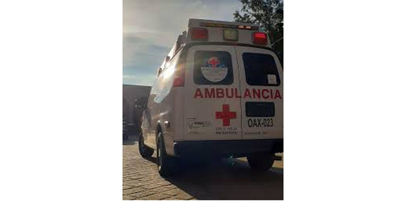 Accidente entre moto y auto en Huajuapan | El Imparcial de Oaxaca