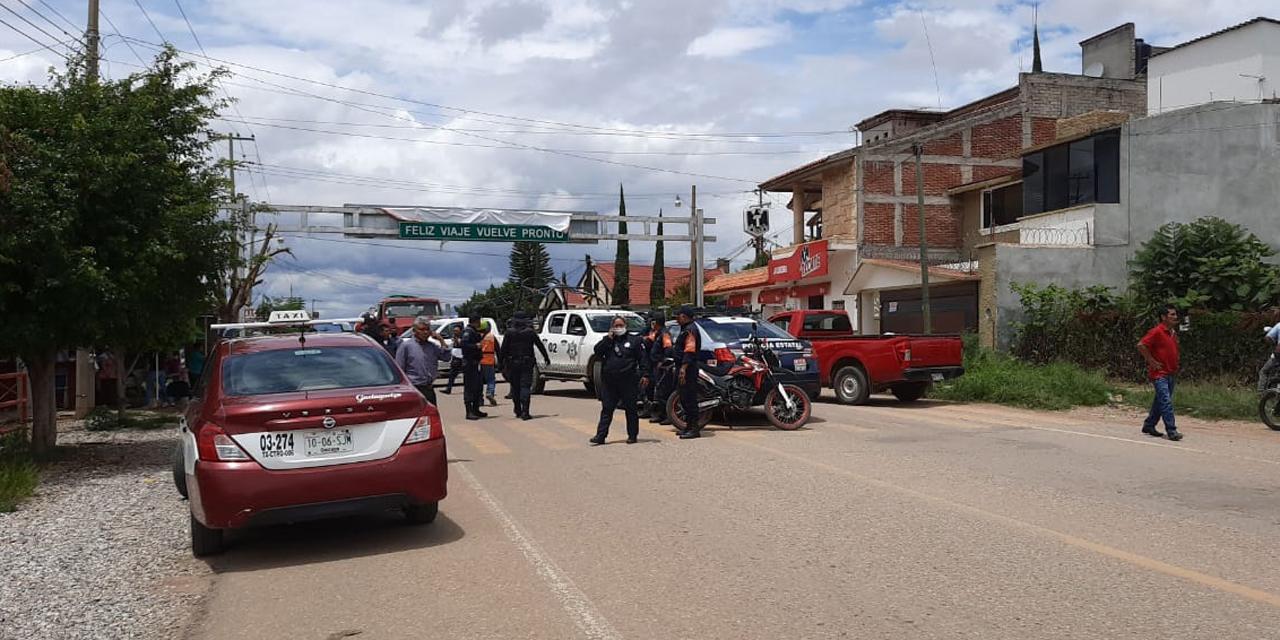 Operativos de Semovi continuarán sin tregua en Oaxaca | El Imparcial de Oaxaca