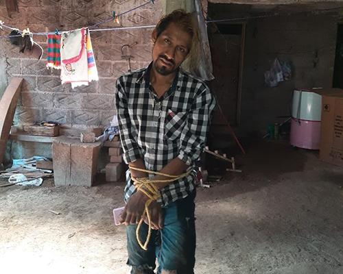 Los atrapan en casa ajena en Juxtlahuaca