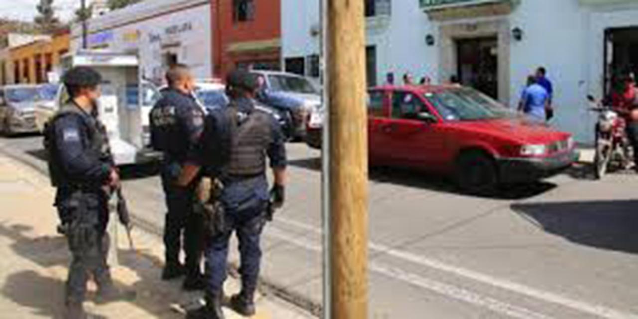 Violencia en Oaxaca rebasa a autoridades locales | El Imparcial de Oaxaca