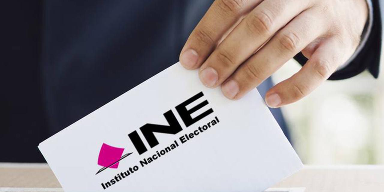 Publican resolución del INE; precampañas, el 23 de diciembre y 3 de enero | El Imparcial de Oaxaca