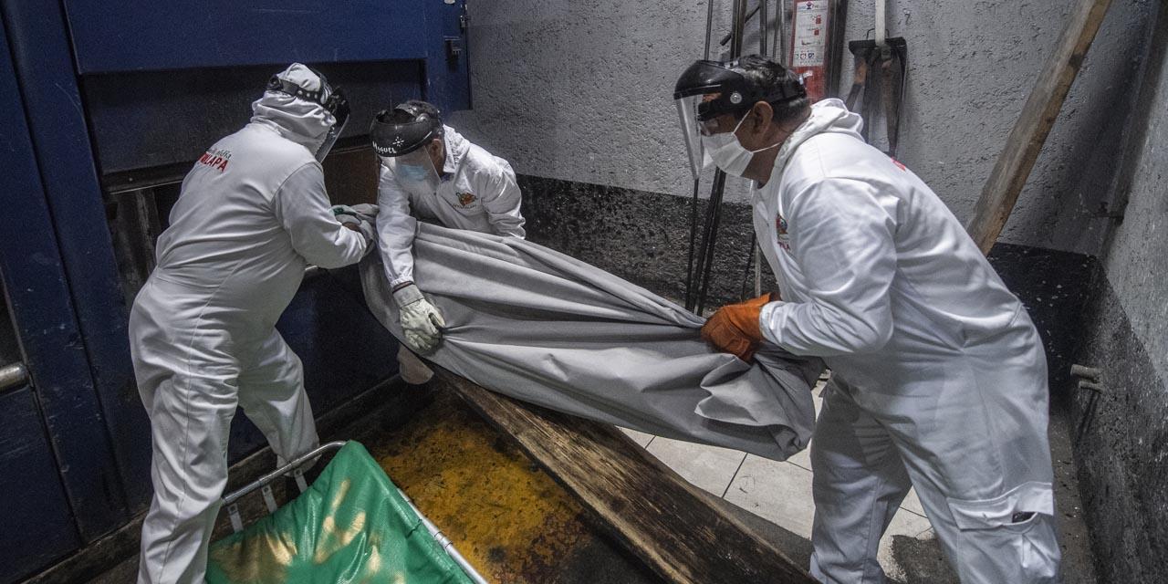 Covid-19: la cuarta causa de muerte en México, afirma INEGI | El Imparcial de Oaxaca