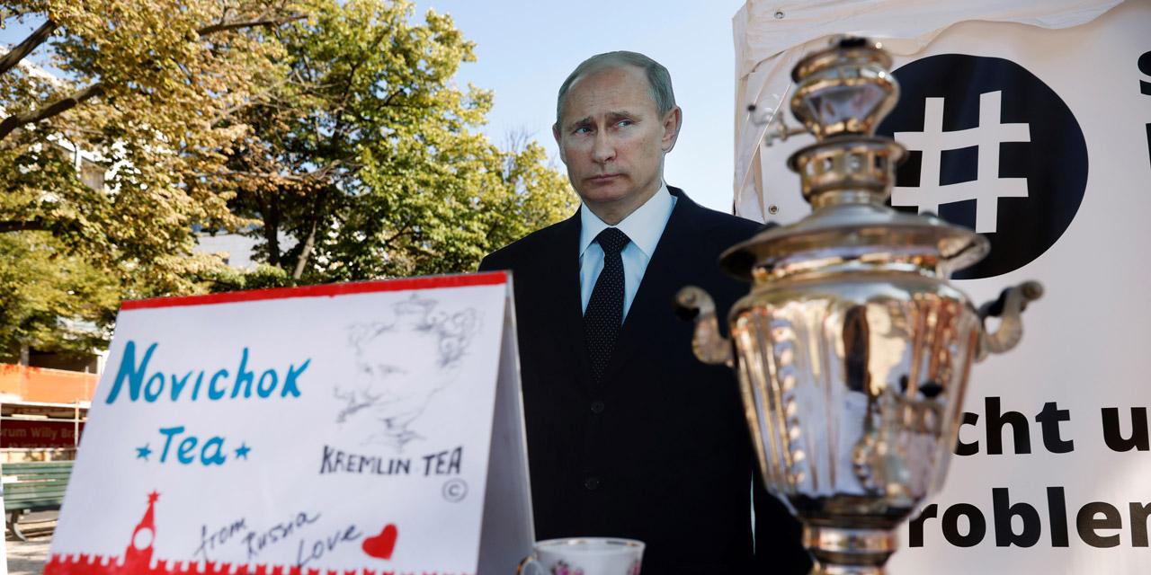 Vladimir Putin es nominado al Premio Nobel de la Paz | El Imparcial de Oaxaca