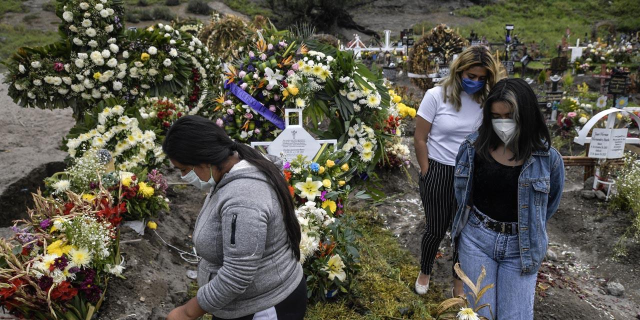 Oaxaca reporta ocho muertes por Covid-19 y rebasa los 16 mil contagios | El Imparcial de Oaxaca