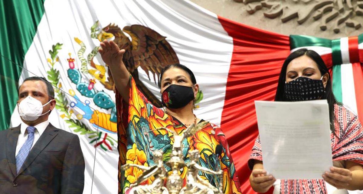 Dulce María Sauri presidirá la Cámara de Diputados | El Imparcial de Oaxaca