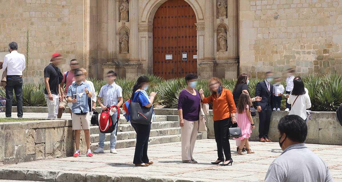 Sigue zona metropolitana en máximo riesgo | El Imparcial de Oaxaca